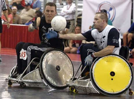 Upper Body program for Wheelchair Rugby (Murder ball) – Opinion Piece