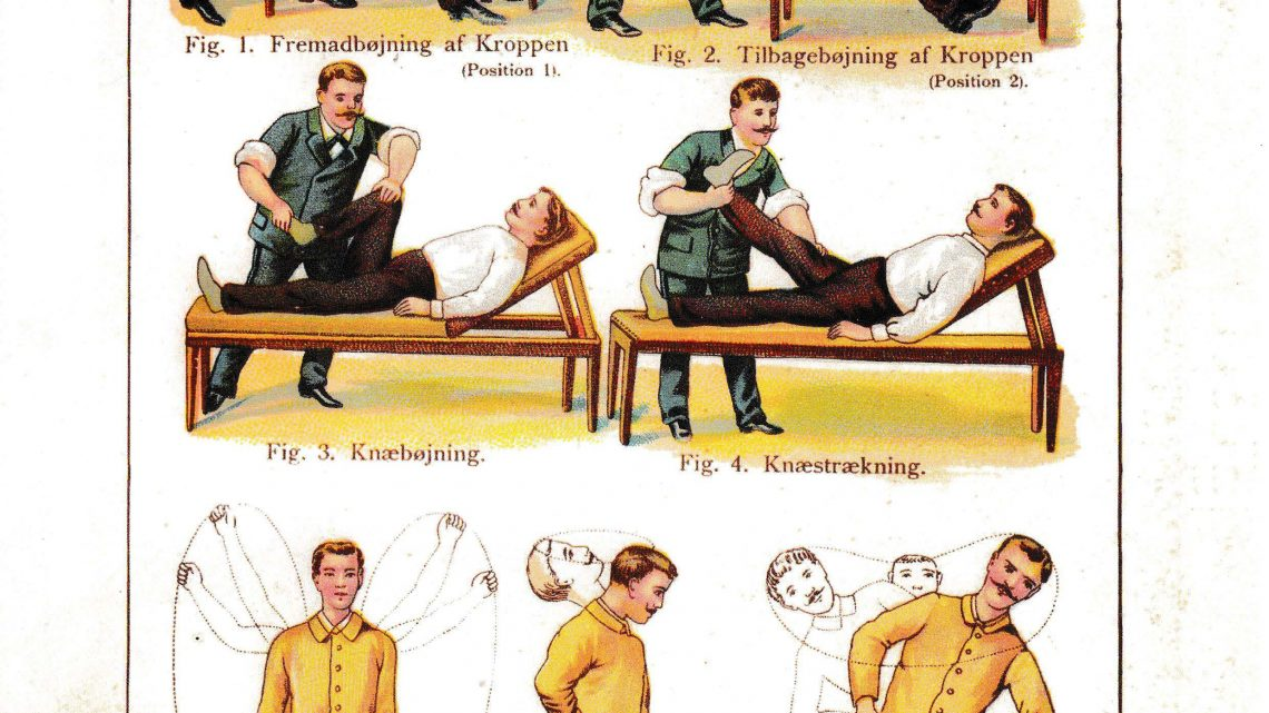 Early Strength and Conditioning techniques at the turn of the 20th Century